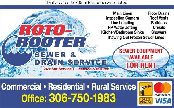 Roto-Rooter Sewer & Drain Service - Plumbing Contractors Digital Ad