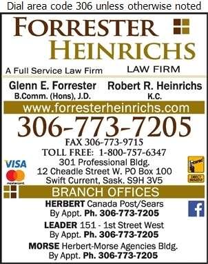 Forrester Heinrichs - Lawyers Digital Ad