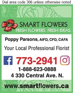 Smart Flowers - Florists Retail Digital Ad