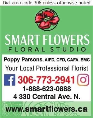 Smart Flowers - Florists Retail Digital Ad