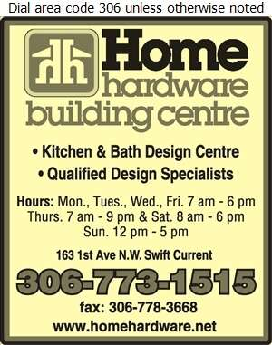 Home Hardware Building Centre - Kitchen Cabinets & Equipment Digital Ad