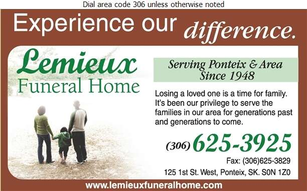 Lemieux Funeral Home - Funeral Homes & Planning Digital Ad