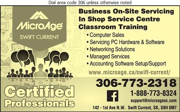 MicroAge Computer Centres - Computers Digital Ad