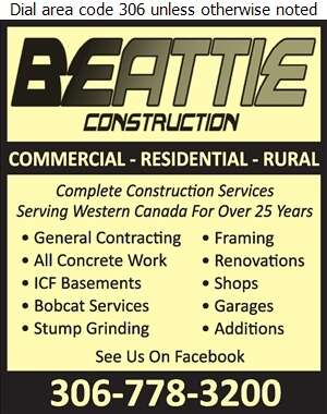 Beattie Construction - Contractors General Digital Ad