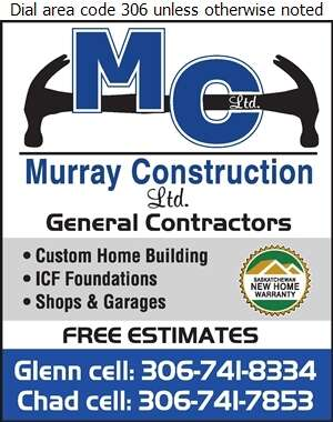 Murray Construction Ltd - Contractors General Digital Ad