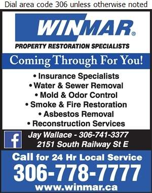 Winmar Property Restoration - Insurance Digital Ad