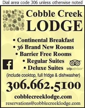 Cobble Creek Lodge Inc - Hotels Digital Ad