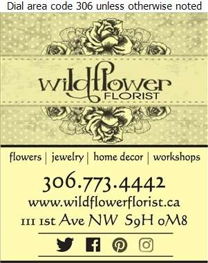 Wildflower Florist - Florists Retail Digital Ad
