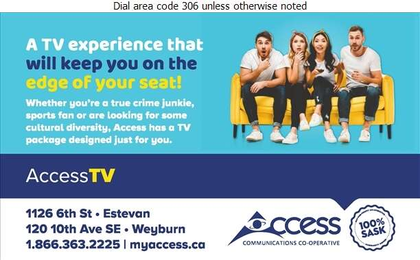 Access Communications - Cable Television Systems Digital Ad