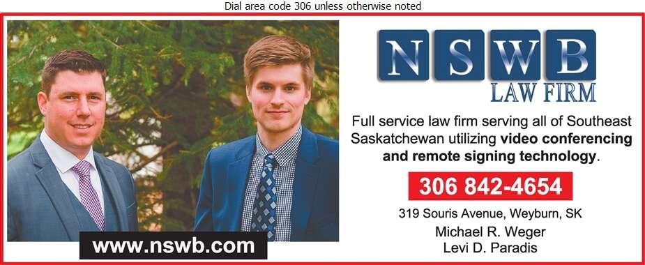 NSWB Law Firm - Lawyers Digital Ad