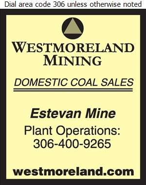 Westmoreland Mining (Plant Operations) - Coal Wholesale Digital Ad