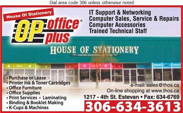House Of Stationery Ltd - Computers Digital Ad