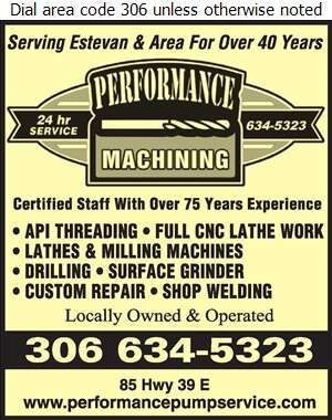 Universal Machine Shop Inc - Machine Shops Digital Ad