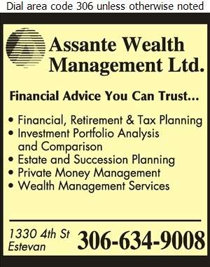 Assante Wealth Management Ltd - Financial Planning Consultants Digital Ad