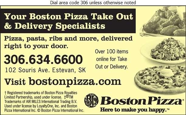 Boston Pizza - Pizza Digital Ad