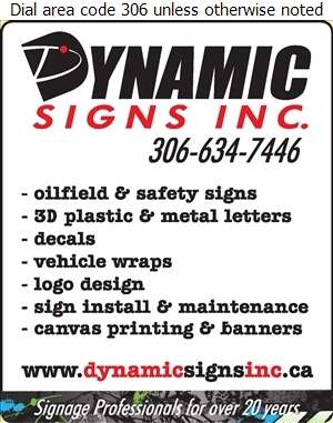 Dynamic Signs Inc - Signs Digital Ad