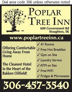 Poplar Tree Inn - Hotels Digital Ad