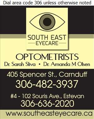 South East Eyecare - Optometrists Digital Ad