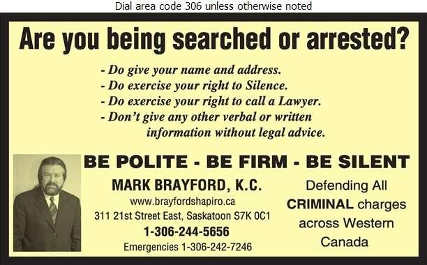 Brayford QC Mark - Lawyers Digital Ad