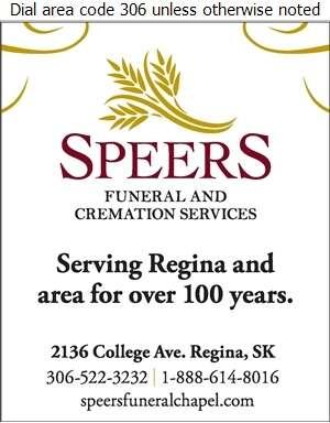 Speers Funeral & Cremation Services - Crematorium Services Digital Ad