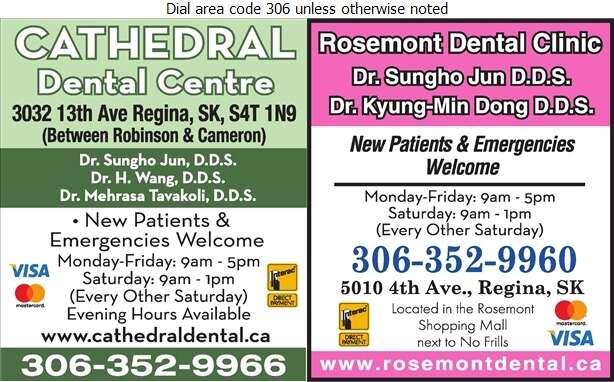 Cathedral Dental - Dentists Digital Ad