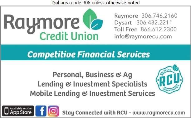Raymore Credit Union - Credit Unions Digital Ad
