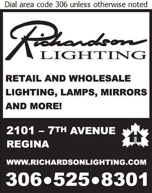Richardson Lighting - Lighting Fixtures Retail Digital Ad