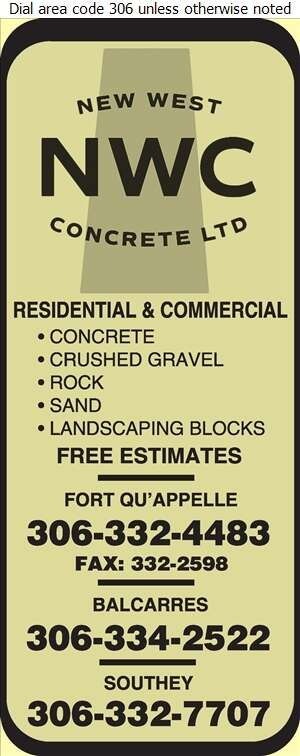 Walkington Concrete - Concrete Ready Mixed Digital Ad