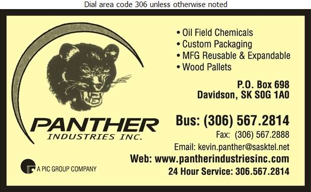 Panther Industries Inc - Chemicals Digital Ad