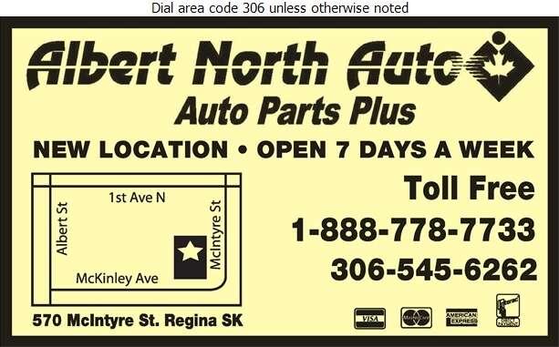 Auto Parts Plus - Auto Parts & Supplies Retail Digital Ad