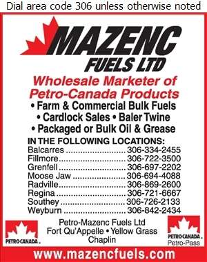 Mazenc Fuels Ltd - Oils Fuel Digital Ad