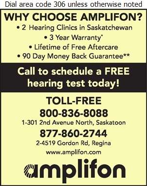 Amplifon - Hearing Assessment & Hearing Aids Digital Ad