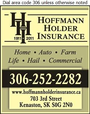 Hoffmann Holder Insurance - Insurance Digital Ad