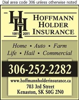 Hoffmann Holder Insurance - Insurance Digital Ad