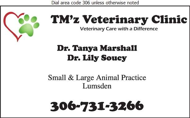 TM'z Veterinary Clinic - Veterinarians Digital Ad