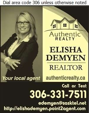 Demyen Elisha Realtor - Real Estate Digital Ad