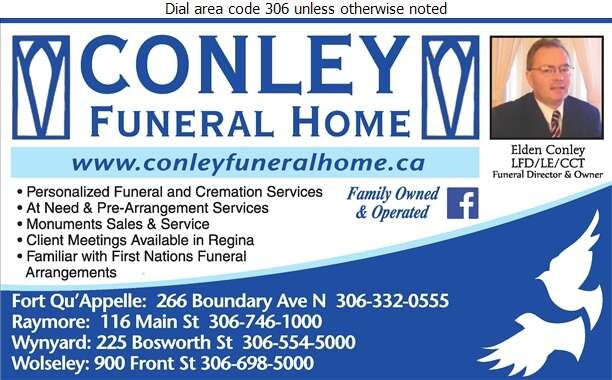 Conley Funeral Home - Funeral Homes & Planning Digital Ad