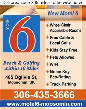 Motel 6 - Hotels & Motels Reservations Out of Town Digital Ad