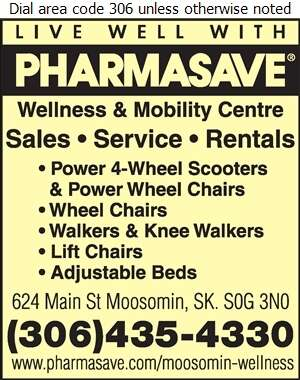 Pharmasave Wellness & Mobility Centre - Home Care Products Elderly & Disabled Digital Ad