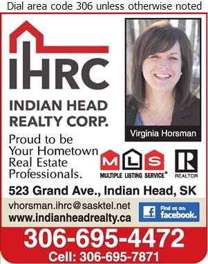 Indian Head Realty Corp - Real Estate Digital Ad
