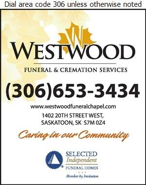 Westwood Funeral & Cremation Services - Funeral Homes & Planning Digital Ad