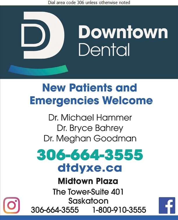 Downtown Dental - Dentists Digital Ad