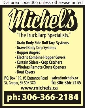 Michel's Industries Ltd - Tarpaulins Digital Ad