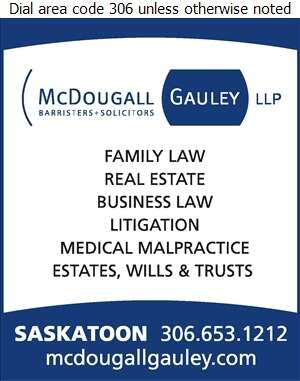 McDougall Gauley LLP (Barristers & Solicitors) - Lawyers Digital Ad