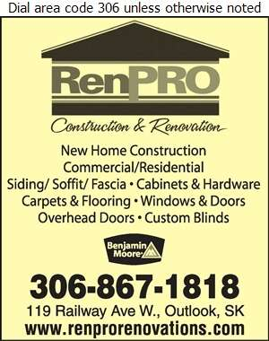 RenPro Renovations Inc - Contractors General Digital Ad