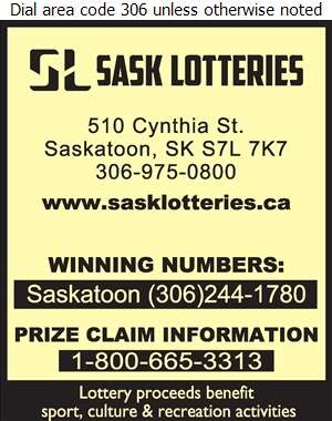 Saskatchewan Lotteries (Market Mall) - Lottery Tickets Digital Ad