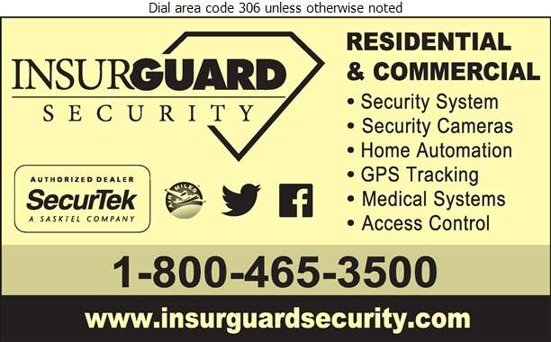 InsurGuard Security - Security Systems Digital Ad
