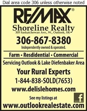RE/MAX Shoreline Realty - Real Estate Digital Ad