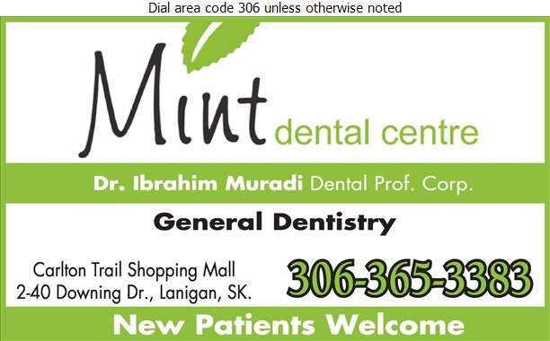 Mint Dental - Dentists Digital Ad