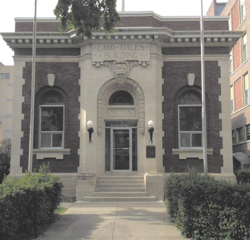 Our office is located in the historic Land Titles Building